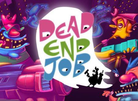 Dead End Job: uno sguardo in video al titolo dall'eShop di Nintendo Switch