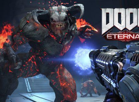 Doom Eternal: il titolo rinviato a dopo marzo 2020 sui Nintendo Switch europei