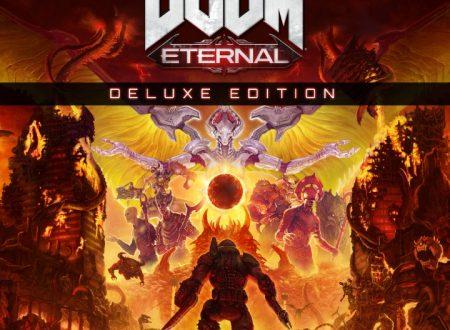 Doom Eternal: pubblicato il trailer dedicato al pre-order e la Deluxe Edition
