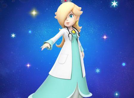 Dr. Mario World: la Dr. Rosalinda sarà disponibile dal 4 ottobre assieme a nuovi livelli ispirati a Super Mario Galaxy