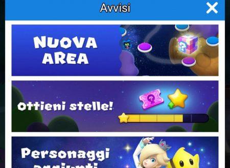 Dr. Mario World: ora disponibile una nuova area di gioco, assieme all'evento Stella