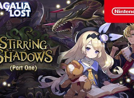 Dragalia Lost: svelato l'arrivo imminente del Summon Showcase: The Stirring Shadows (Part One)