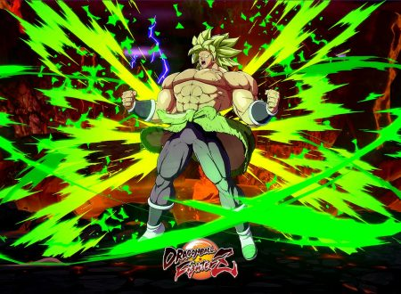 Dragon Ball FighterZ: annunciato l'arrivo di Broly da Dragon Ball Super come nuovo personaggio DLC