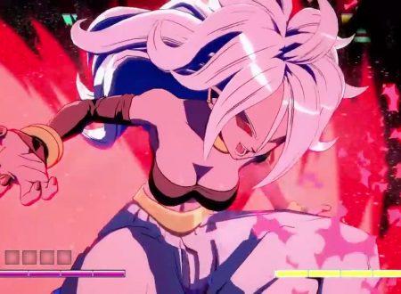Dragon Ball Xenoverse 2: annunciato l'arrivo dell'Androide 21 con Ultra DLC Pack 2