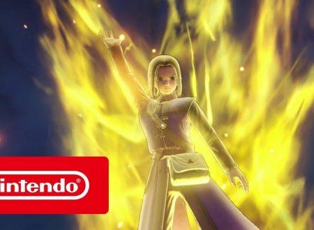 Dragon Quest XI S: Echi di un'era perduta, pubblicato un Trailer di presentazione