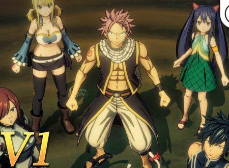 Fairy Tail: pubblicato il primissimo gameplay trailer dedicato al titolo