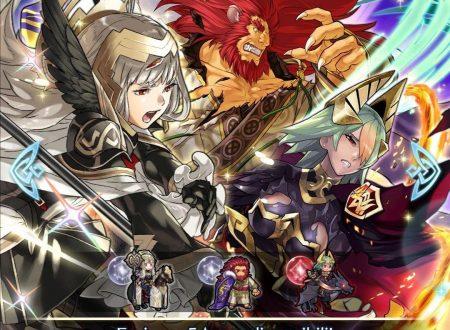 Fire Emblem Heroes: ora disponibile la preferenza evocazione eroi con abilità Guardia