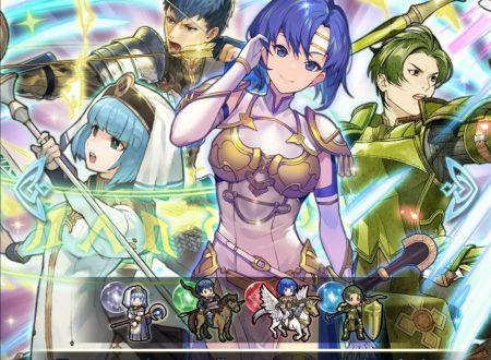 Fire Emblem Heroes: ora disponibili inuovi eroi speciali, Zofia chiama