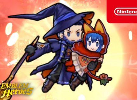 Fire Emblem Heroes: svelato l'arrivo dei nuovi eroi speciali, Mostri magnanimi