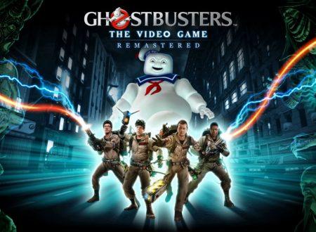 Ghostbusters: The Video Game Remastered, uno sguardo in video al titolo dai Nintendo Switch europei