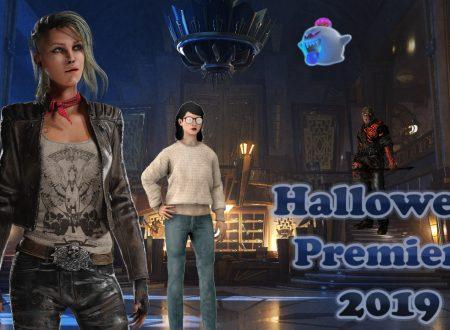 Halloween Premiere 2019: Killer spietati, fantasmi, mostri e sopravvissuti per l'arrivo di Luigi's Mansion 3