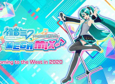 Hatsune Miku: Project Diva MegaMix: annunciato il ritorno di 91 brani nel titolo