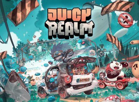 Juicy Realm: il titolo è in arrivo il 7 novembre sull'eShop di Nintendo Switch