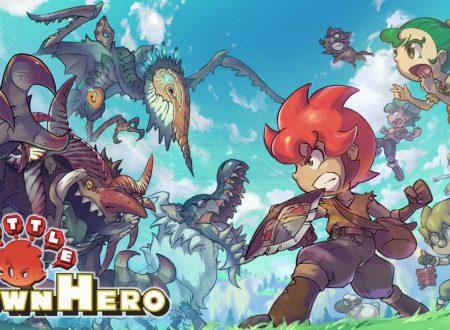 Little Town Hero: i primi 22 minuti di gameplay del titolo di Gamefreak su Nintendo Switch