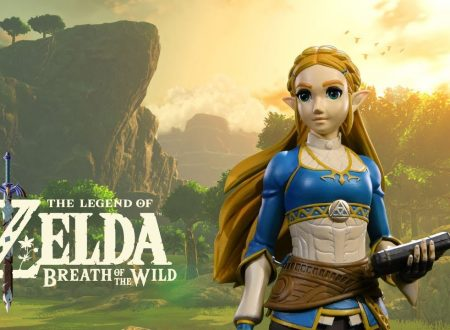 First 4 Figures rivela l'arrivo di una nuova statua di Zelda da Breath of the Wild