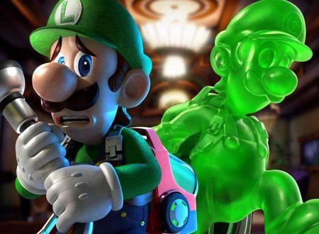 Luigi's Mansion 3, il giro delle recensioni per nuovo capitolo dell'idraulico all'Hotel Spettrale