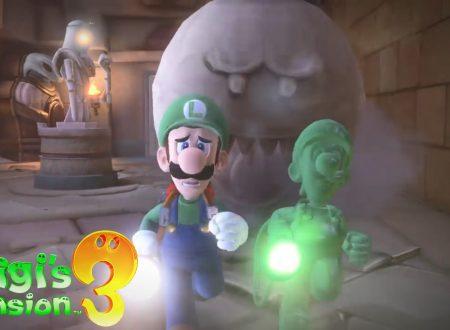 Luigi's Mansion 3: pubblicato un secondo video commercial giapponese