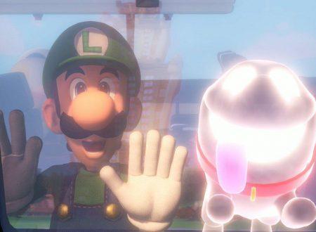 Luigi's Mansion 3: pubblicato un trailer di presentazione dedicato al nuovo capitolo