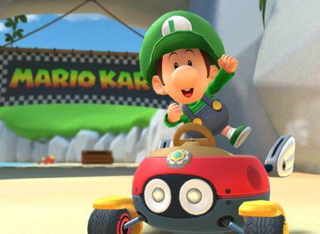 Mario Kart Tour: Baby Luigi è ora uno dei personaggi sbloccabili nel titolo mobile