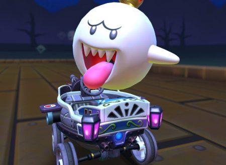 Mario Kart Tour: Re Boo sarà uno dei personaggi sbloccabili col tour di Halloween