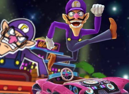 Mario Kart Tour: Waluigi sarà giocabile con l'arrivo del tour di Halloween