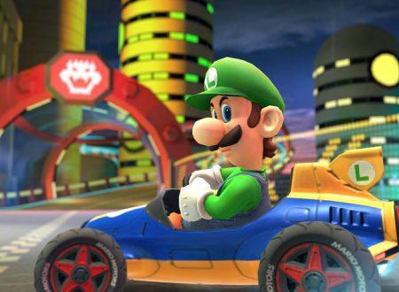 Mario Kart Tour: annunciato l'arrivo del tour di Halloween e di Luigi nel titolo mobile