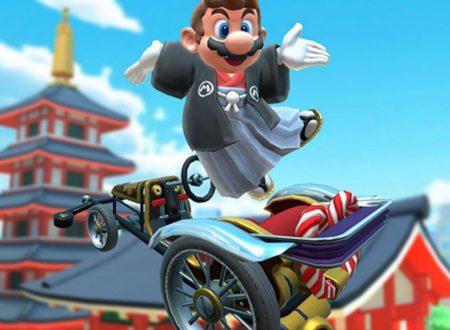 Mario Kart Tour: annunciato l'arrivo del tour di Tokyo il 9 ottobre prossimo