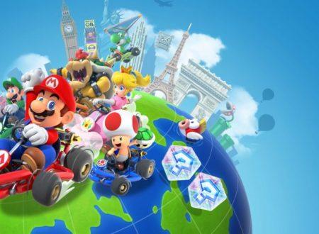 Mario Kart Tour: il titolo aggiornato alla versione 1.2.0 su Android e iOS