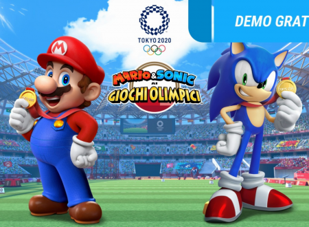 Mario & Sonic ai Giochi Olimpici di Tokyo 2020: la demo è ora disponibile sui Nintendo Switch europei