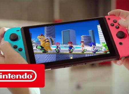 Mario & Sonic ai Giochi Olimpici di Tokyo 2020: pubblicato il trailer, Inizia il divertimento!