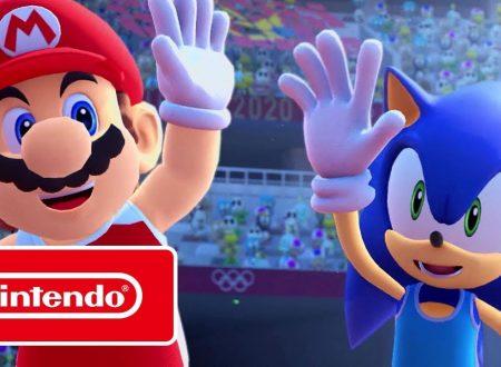 """Mario & Sonic ai Giochi Olimpici di Tokyo 2020: pubblicato il trailer """"Tutto il divertimento!"""""""