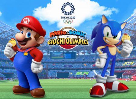 Mario & Sonic ai Giochi Olimpici di Tokyo 2020: una demo è ora disponibile sui Nintendo Switch giapponesi