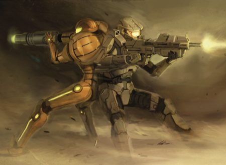Metroid Prime 4: l'artist di Halo, Kyle Hefley, entra a far parte dei Retro Studios