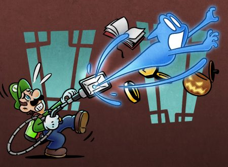 My Nintendo: uno speciale wallpaper di Luigi's Mansion 3 è disponibile nello store europeo