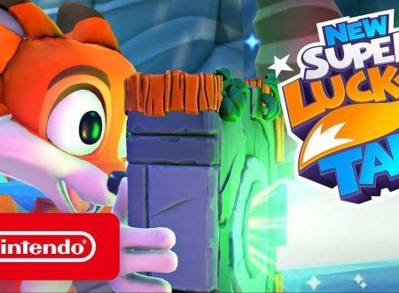 New Super Lucky's Tale: pubblicato un nuovo trailer dedicato al pre-purchase