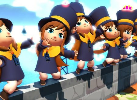 Nintendo Switch: svelati i filesize di A Hat in Time, Dark Devotion, Where the Bees Make Honey ed altro