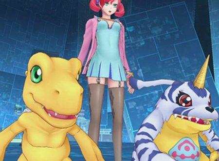 Nintendo Switch: svelati i filesize di Digimon Story Cyber Sleuth – Complete Edition,Felix Reaper,A Knight's Quest ed altro