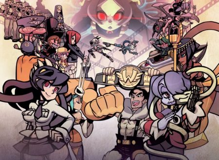 Nintendo Switch: svelati i filesize di Skullgirls 2nd Encore, The Park, Garfield Kart: Furious Racing ed altro