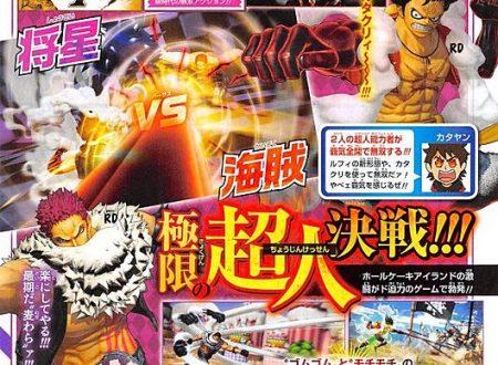 One Piece: Pirate Warriors 4, Charlotte Katakuri sarà uno dei nuovi personaggi presenti nel roster