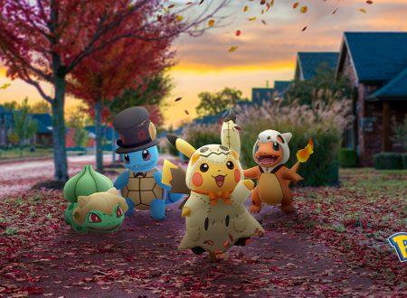 Pokémon GO: svelato l'arrivo del nuovo evento di Halloween del 2019