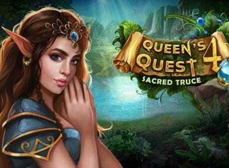 Queen's Quest 4: Sacred Truce, uno sguardo in video al titolo dai Nintendo Switch europei