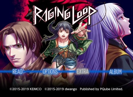 Raging Loop: la prima ora di gameplay sulla visual novel horror psicologica in arrivo sui Nintendo Switch europei