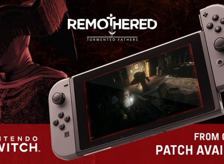 Remothered: Tormented Fathers, il titolo aggiornato alla versione 1.1.0 sui Nintendo Switch europei