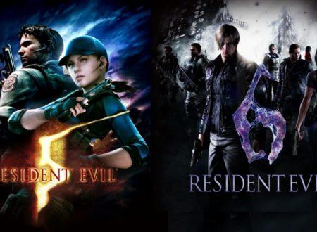 Resident Evil 5 e 6: le demo dei due titoli sono ora disponibili su Nintendo Switch
