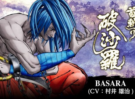 Samurai Shodown: pubblicato un nuovo trailer dedicato a Basara