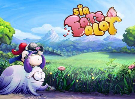 Sir Eatsalot: uno sguardo in video al titolo dai Nintendo Switch europei