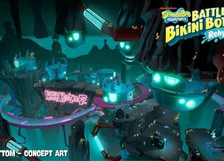 SpongeBob SquarePants: Battle for Bikini Bottom – Rehydrated, pubblicati nuovi screenshots del titolo