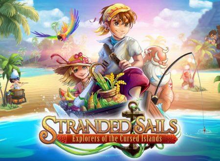 Stranded Sails: pubblicata una nuova patch, ora disponibile su Nintendo Switch