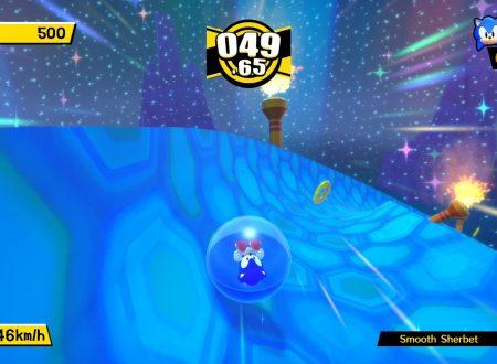 Super Monkey Ball: Banana Blitz HD, pubblicato il trailer di lancio del titolo su Nintendo Switch