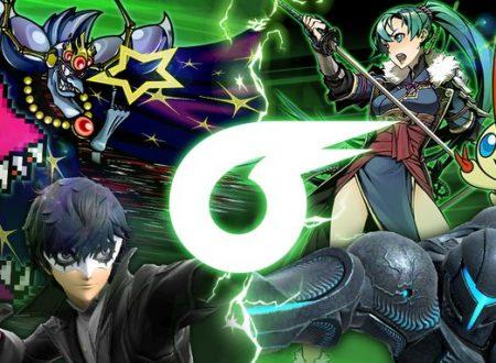 Super Smash Bros. Ultimate: svelato l'arrivo del torneo evento: Presenza di spirito